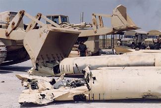 第一次海湾战争期间的系统发展图片