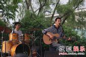 首届杭州西湖现代音乐节 万晓利与马条激情演绎