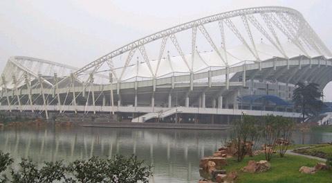 芜湖 奥林匹克公园_主体育场