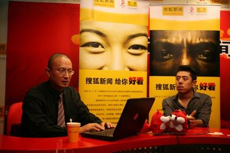 李劲松对话马岩松:中国建筑的现在与未来