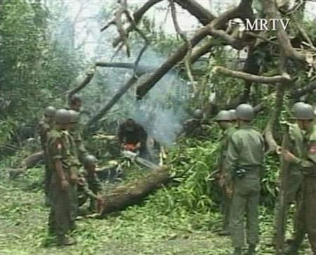 缅甸已有近4000人因强热带风暴袭击死亡