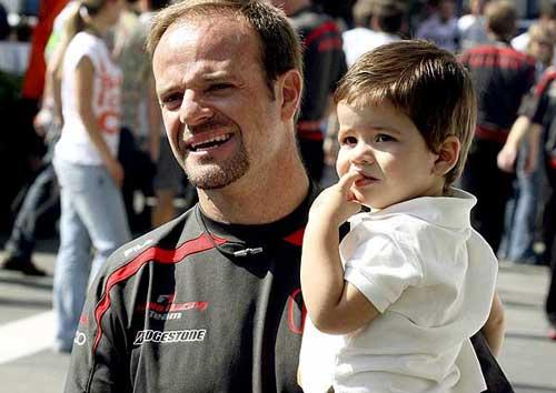 巴里切罗与儿子