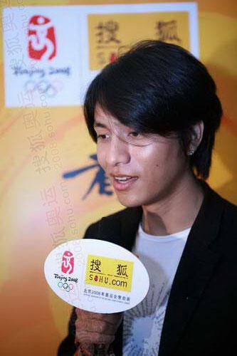 陈坤接受官网专访