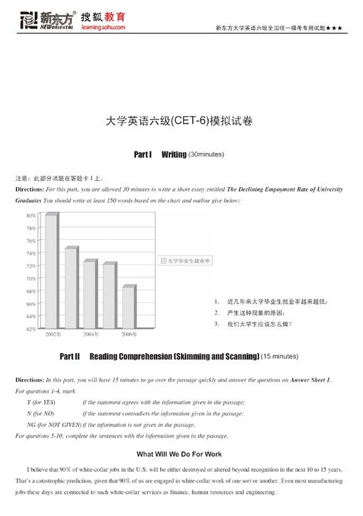 六级模拟试题_00001