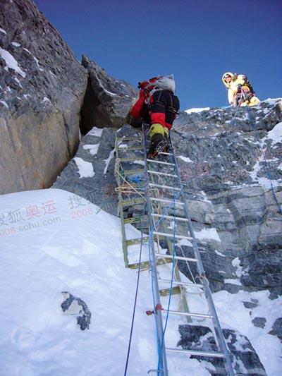 著名的中国梯子。