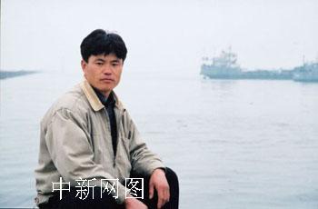 渔民张建成是第一目击者并第一个报警