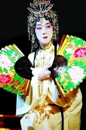 歌舞伎《杨贵妃》