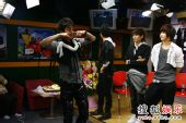 SJ-M独家做客搜狐―― 始源用表情来表现