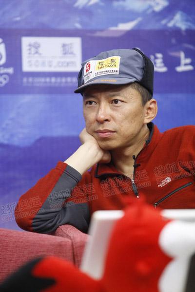 中国登协新闻发言人张志坚