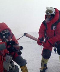 搜狐全球报道珠穆朗玛峰