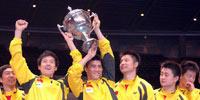 2008汤尤杯,汤姆斯杯,尤伯杯