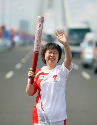 顾晓琼:为中国而骄傲