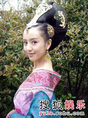 佟丽娅:舞出完美赵飞燕