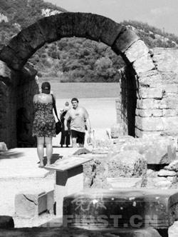 实际上,奥运会的起源与古希腊当时的社会背景有着密切关系.图片