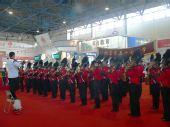 开幕式上的乐队演奏
