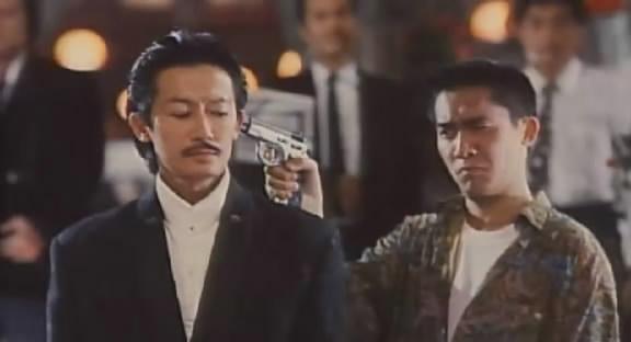 《反斗马骝》陈勋奇和梁朝伟