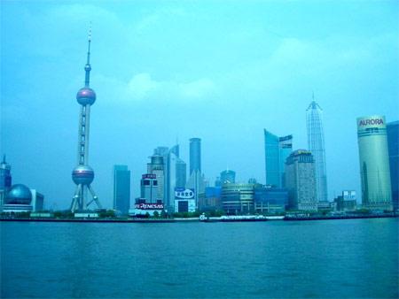 上海的休闲旅游 和 对外交流