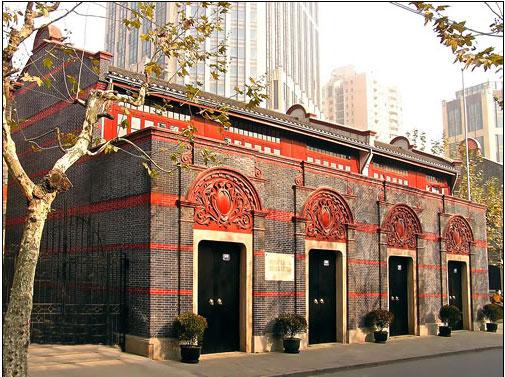 上海站路线抢鲜走之 中共一大纪念馆