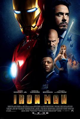 《钢铁侠》北美票房已达1.7亿