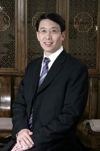 中国十大最帅总裁_摩托罗拉中国公司总裁高瑞彬寄语