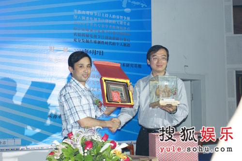 """""""中国电视节目创新样本高校行""""首航在四川大学成功举行"""
