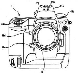 尼康新取景器专利:光学电子二合一