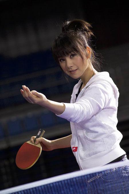 何琳揭秘奥运乒乓球馆