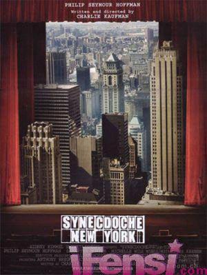 《纽约提喻》因为查理-考夫曼被看好