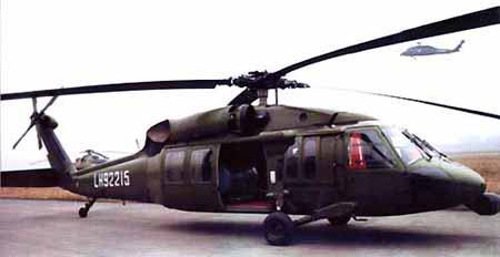 中国直升机数量_中国陆航装备的黑鹰直升机