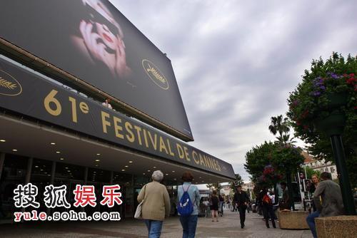 戛纳电影节开幕在即