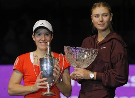 图文:07年总决赛冠军海宁退役 莎娃也只能艳羡