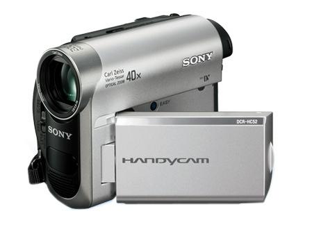 40倍光学变焦 索尼摄像机HC52E仅2169元