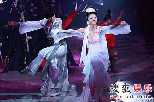 杨若兮首度出演聂小倩