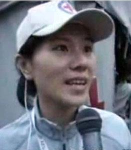 香港救援队抵达北川参与救援