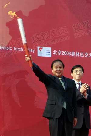 北京奥组委委员、开闭幕式工