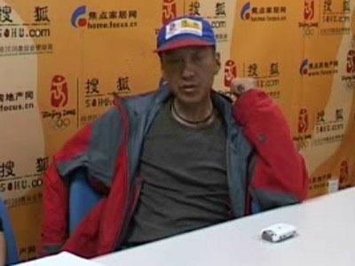 赵牧称在这次地震中,地方政府也受到了重创