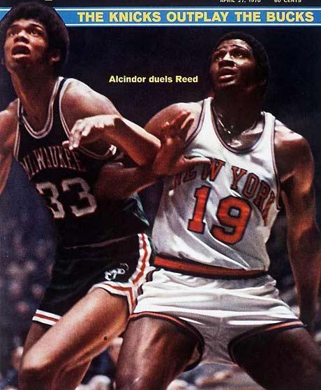 1、尼克斯击败湖人(1970年NBA总决赛)
