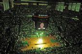 图文:[NBA]凯尔特人淘汰骑士 凯尔特人之王