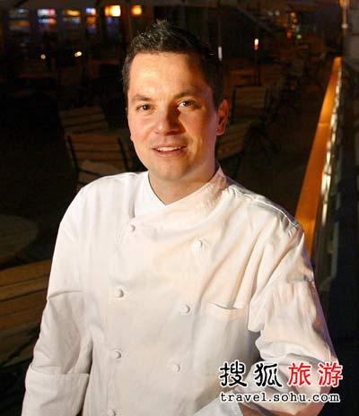 ERIC M. JOHNSON蒋恩民 上海Jean Georges餐厅总厨兼合伙人