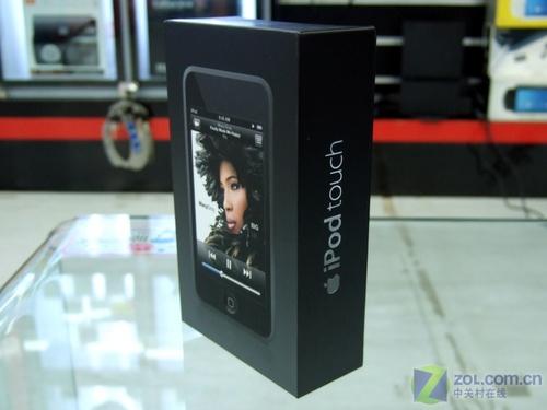售价继续走低 8GB苹果iPod Touch再跌