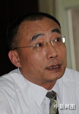 格兰仕常务副总裁俞尧昌