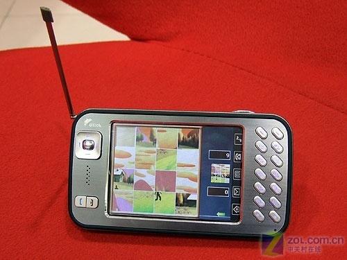 游戏电视宽屏幕样样有 国产比Nokia精彩