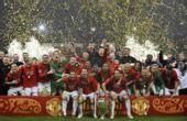 图文:[欧冠]曼联7-6切尔西 统治欧洲