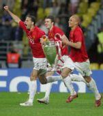 图文:[欧冠]曼联7-6切尔西 迈向巅峰