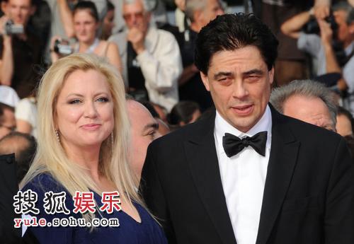 纪录片《密不可分》戛纳首映 众星出席