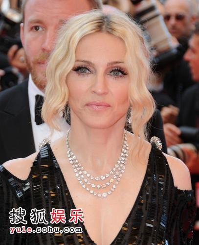 《密不可分》戛纳首映 麦当娜等众星出席-3