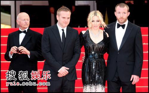 《密不可分》戛纳首映 麦当娜等众星出席-11