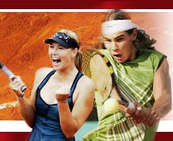 2008法国网球公开赛,08法网,法网,法网赛程,法网直播,法国网球公开赛,费德勒,纳达尔,莎拉波娃,郑洁,李娜