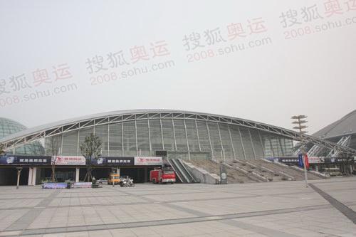 南通市体育会展中心体育馆