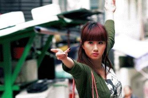 我的老婆是女娲_香港制造专访孟瑶:现在是性感,将来是喜感-搜狐娱乐